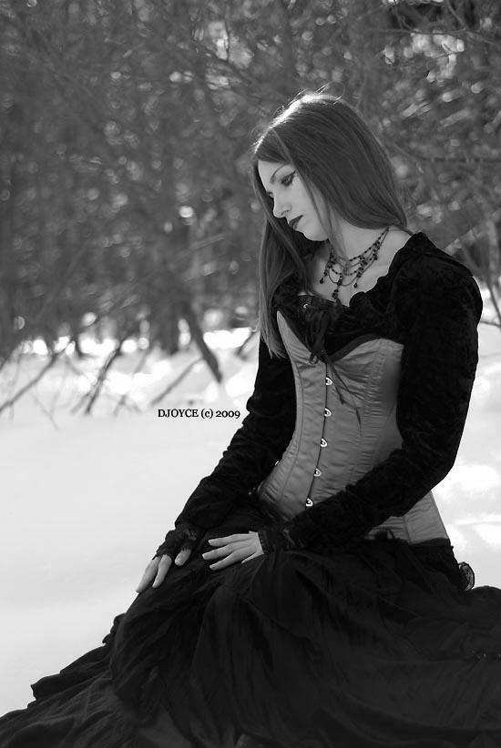 sarah princesse des neiges nb by djoyce on deviantart. Black Bedroom Furniture Sets. Home Design Ideas