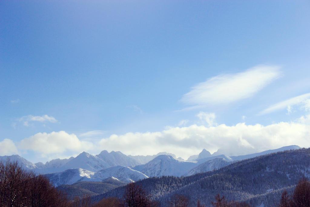 Tatra Mountains by LiLRychoo