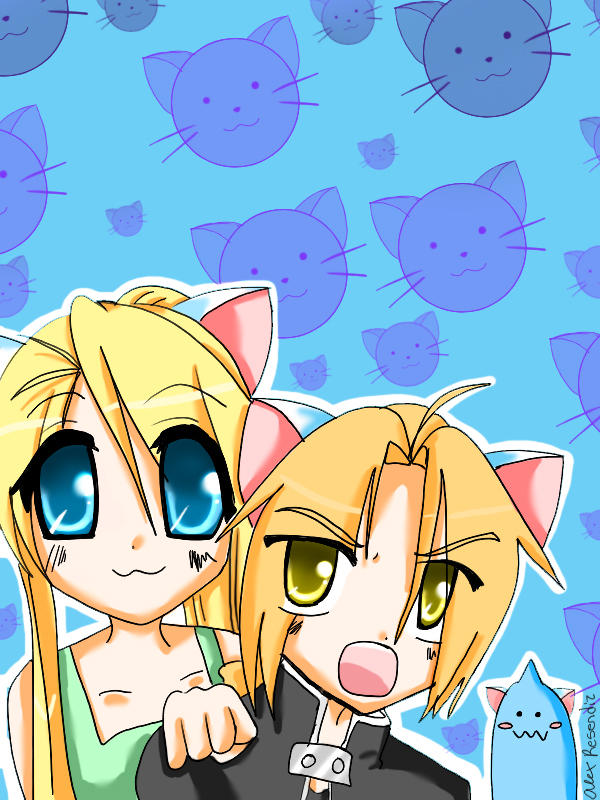 ::FMA:: Kittens by WorldlyStar