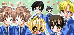::Ouran Host Club-Welcome::