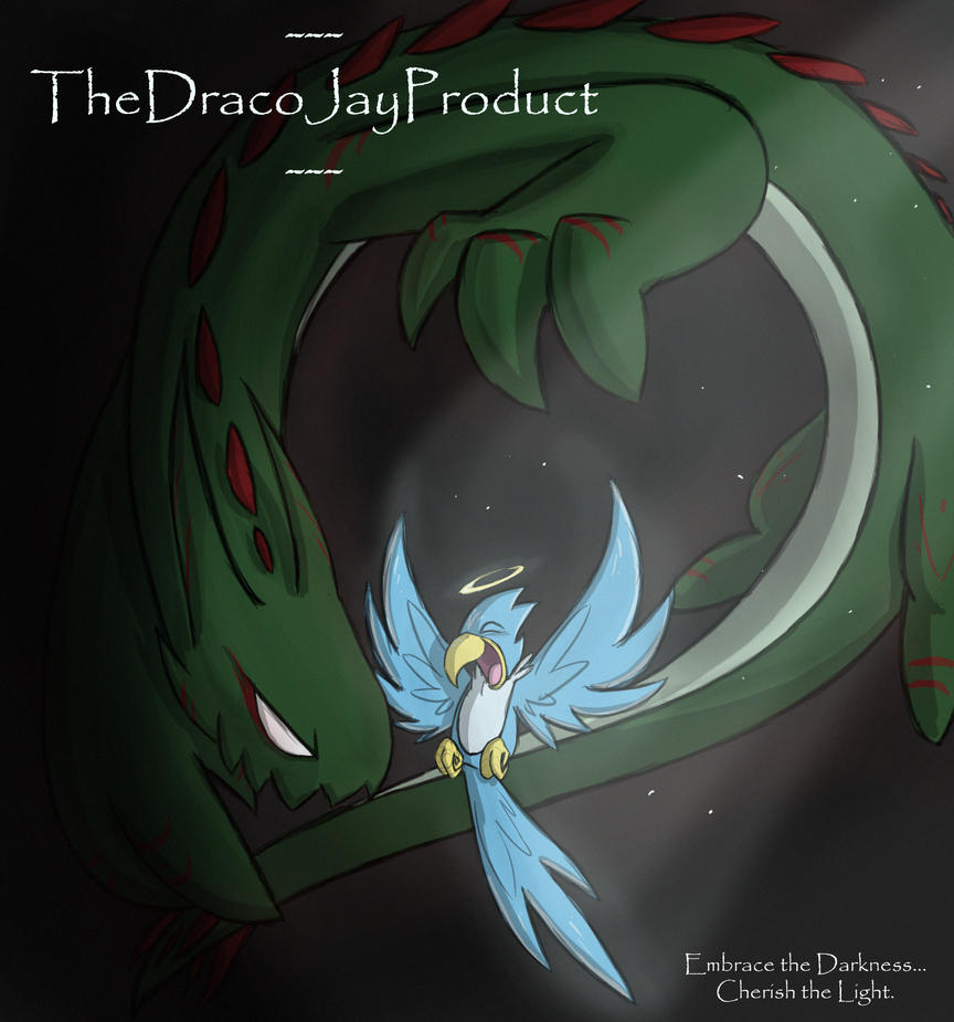 theDracoJay New ID by TheDracoJayProduct