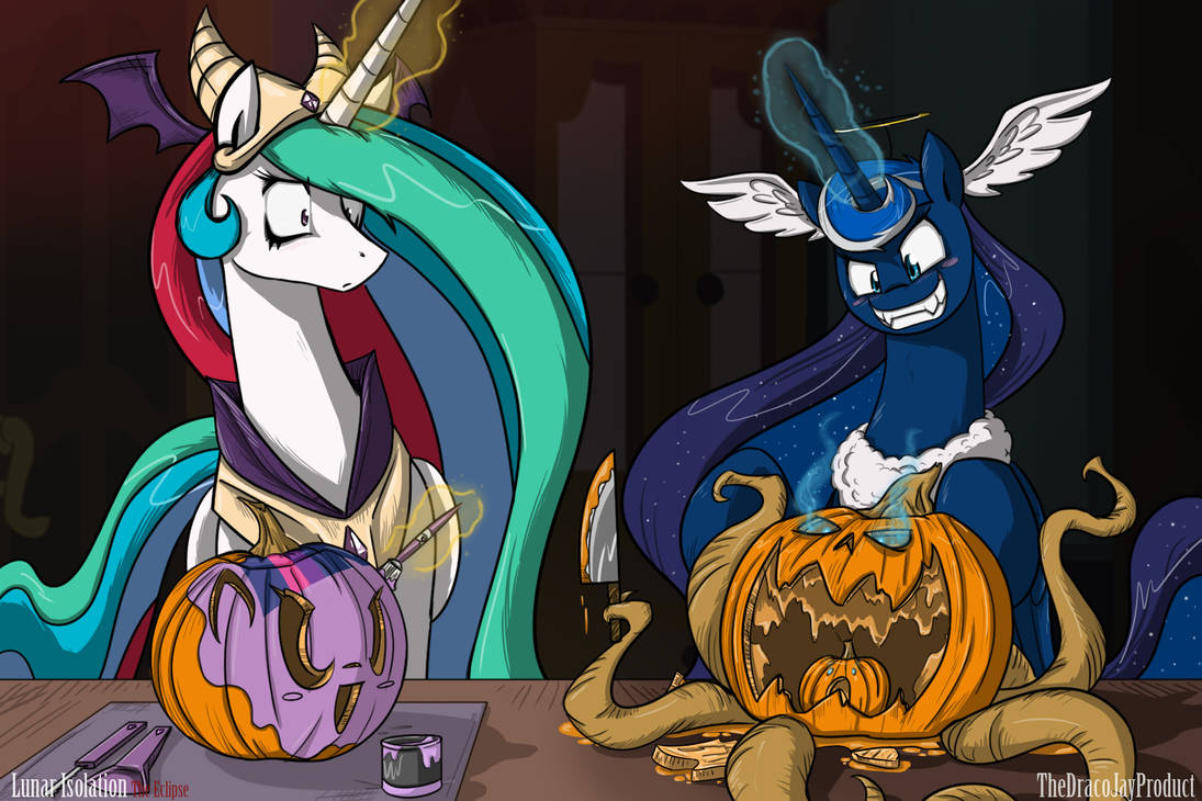 Pumpkin Carving by TheDracoJayProduct