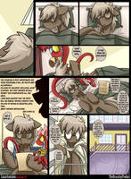 Lunar Isolation Pg 84 by TheDracoJayProduct