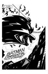 Class Assignment- A Batman Story