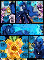 Lunar Isolation Pg 95 by TheDracoJayProduct