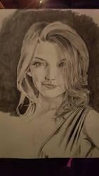 Margaery Tyrell WIP by NilocG