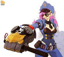 police skin VI