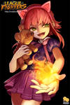 League of Fighters - Annie