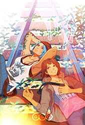 Life Is Strange by 2gold