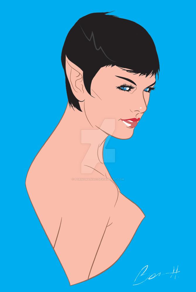 Vulcan by Pornomaniac