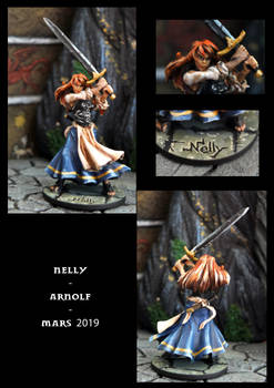 Nelly - montage - 31 mars 2019
