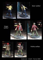 Hobbs hipps deer walkers - zombicide - montage - 0