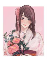 [fanArt] Baozi Hana #13
