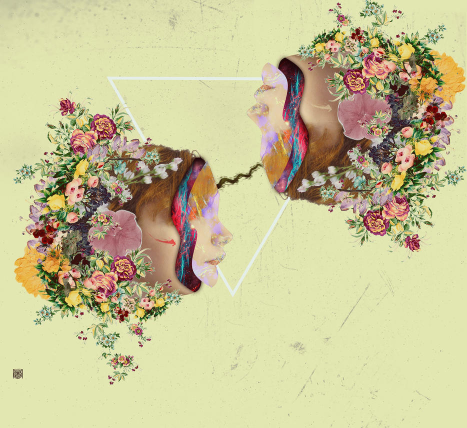 Between Beauty #2 by OMAREHAB