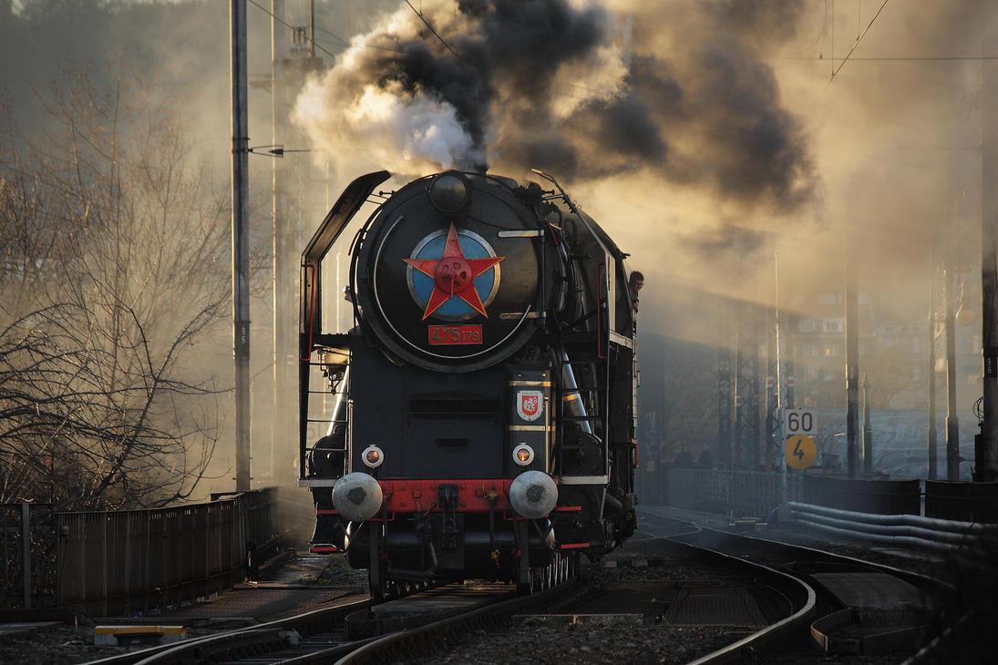 St. Nicholas steam train 2015 by DusanPavlicek