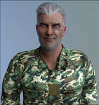 Mr. Benton by LenioTG