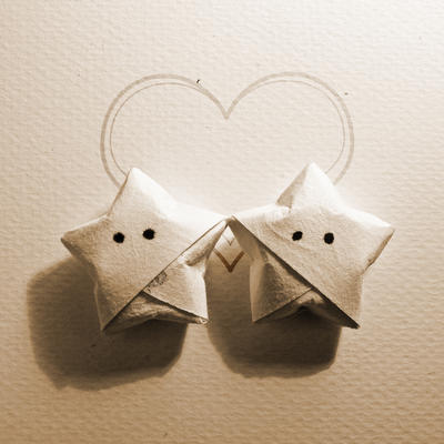 Love is like stars by SliMBdF