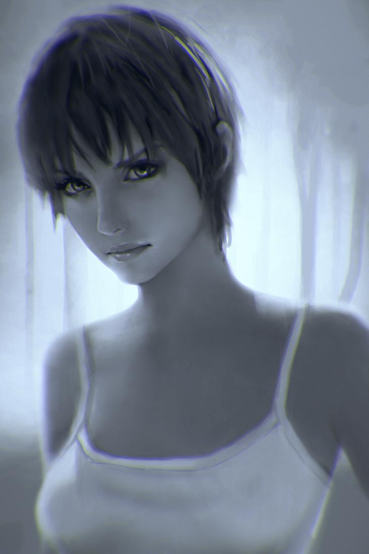 Zoe Baker by Akatukiart