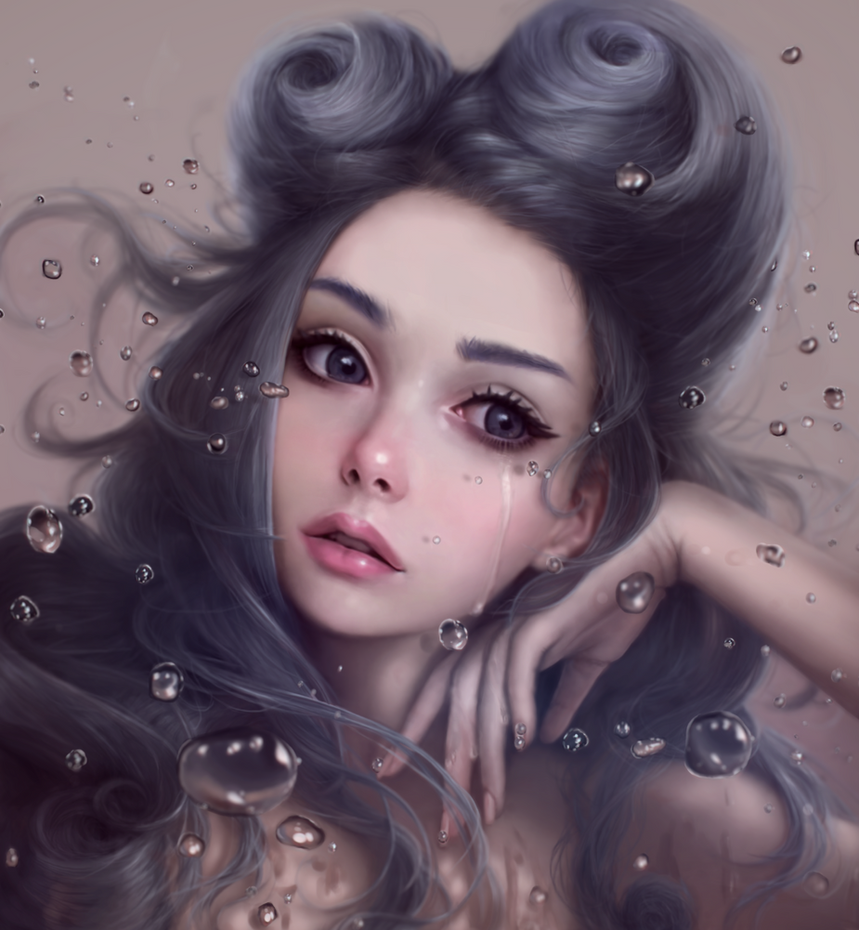 Weeping Banshee by Akatukiart