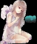 Wing girl #2 render