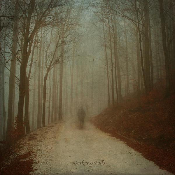 Darkness Falls by DilekGenc