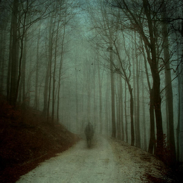 Darkness Falls II by DilekGenc
