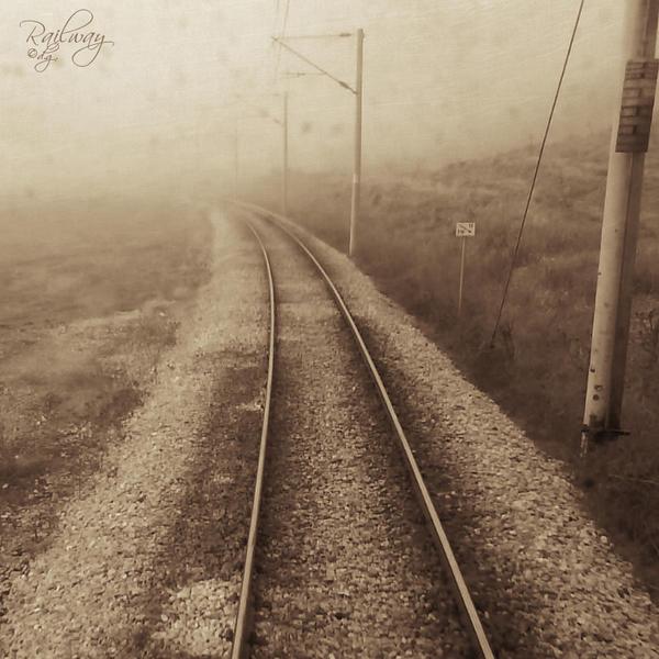 Railway by DilekGenc