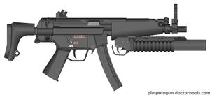 Half Life 1 - OF: HECU MP5