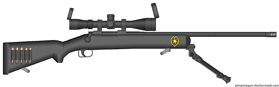 M24a1 Solar Royal Guard M24A1 Sniper