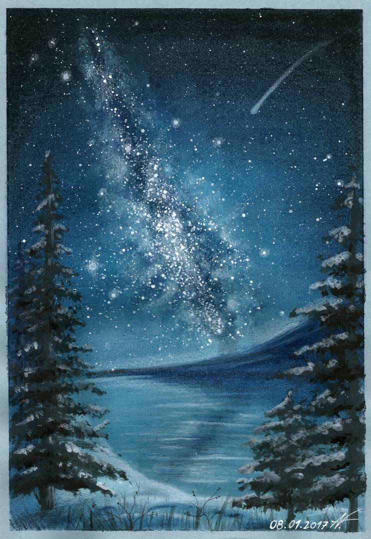 Galaxy by Wojak1991