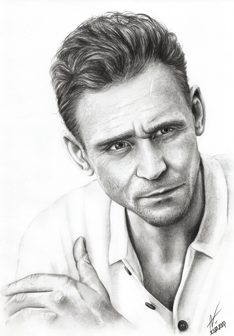 Tom Hiddleston 3 by Wojak1991
