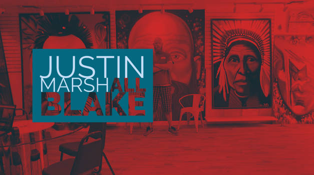 Justin Marshall Blake Kickstarter Project