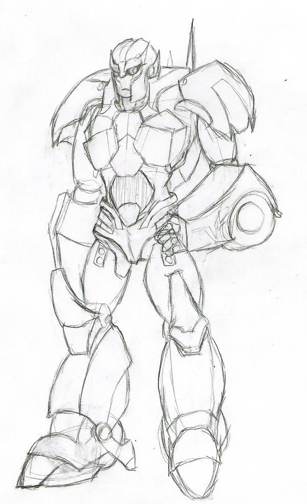 Transformers Prime Ratchet: What Could Have Been by Zephra85