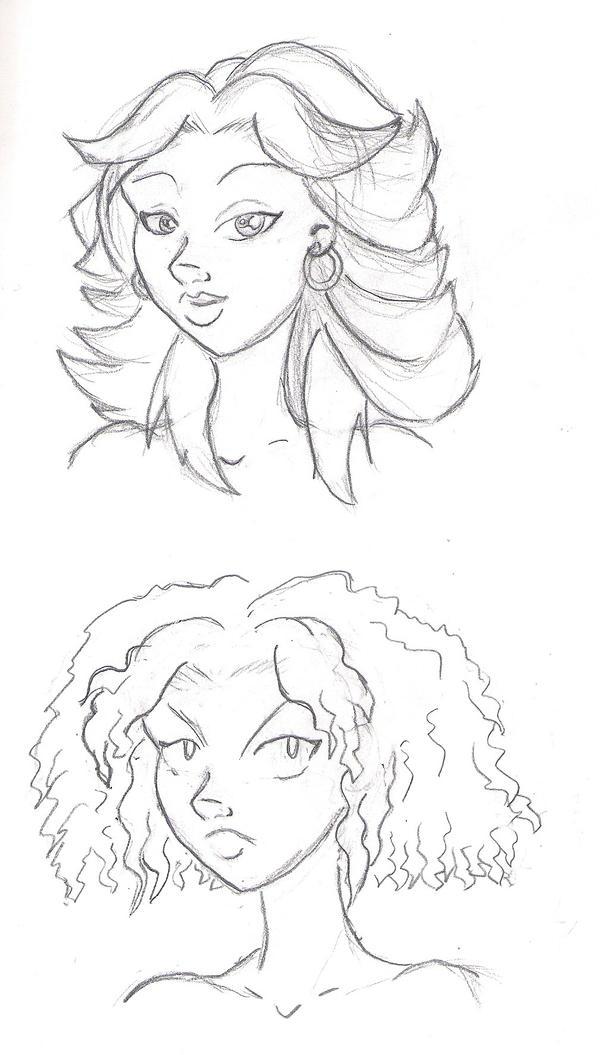 LaShawn Sketch by Zephra85