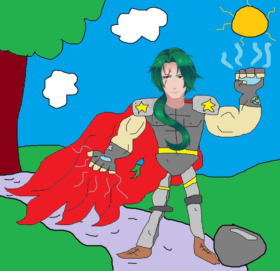Sir Arthur by SteampunkTyrannosaur