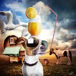 Fantasy Surreal by Oceliotargino