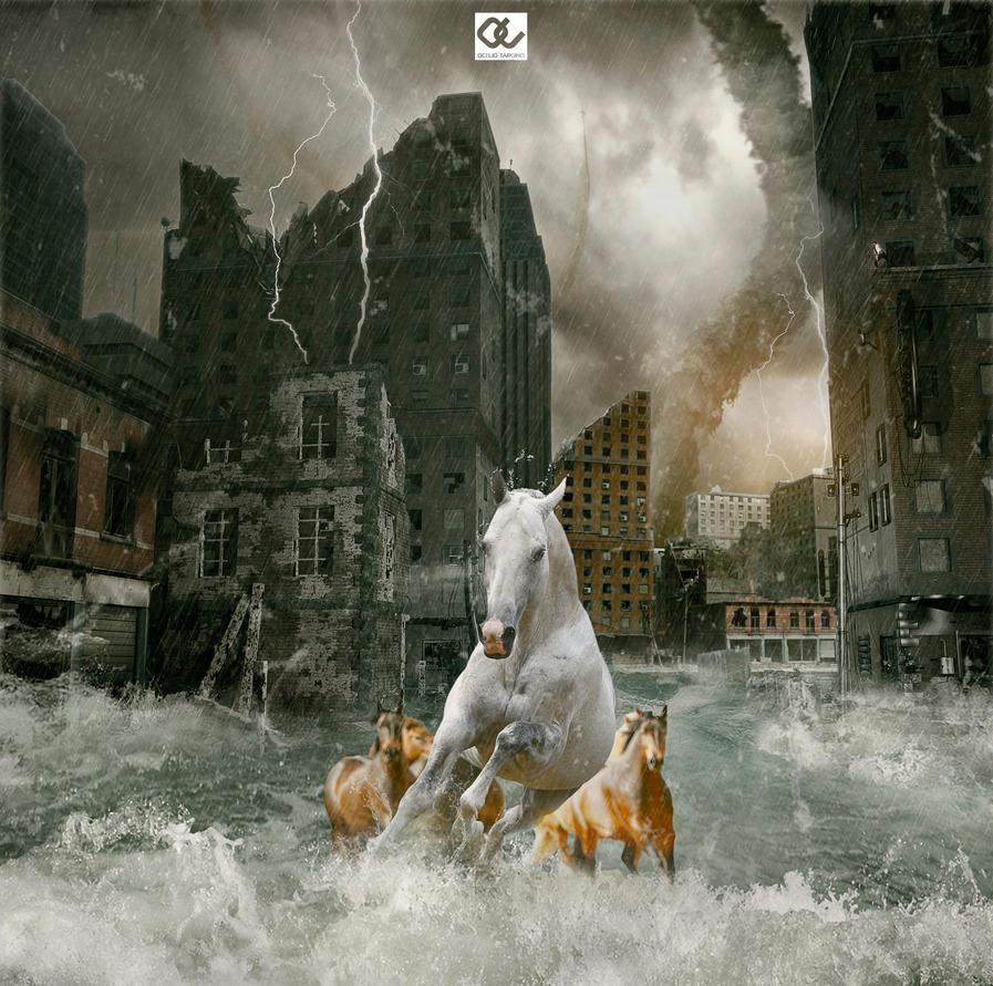 Tempestade by Oceliotargino