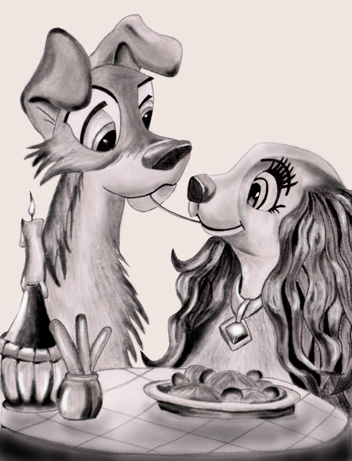 lady and the tramp by dielectric-m