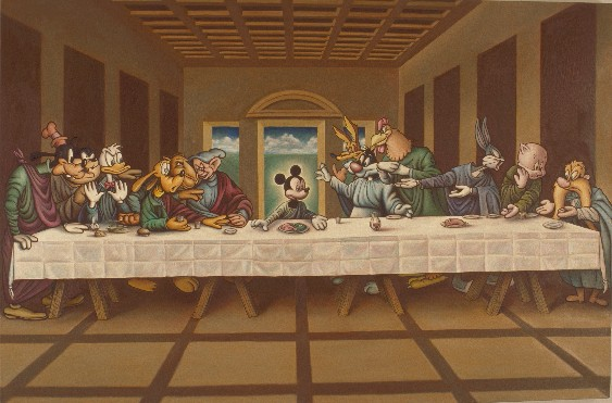 The Last Supper by Shianis