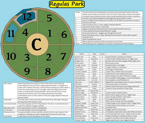 Regulas Park by HonorableBaldy