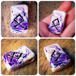 rune pendant - OTHEL by atropine