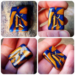 rune pendant - PERTHRO by atropine