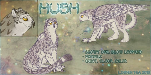 Hush by atropine