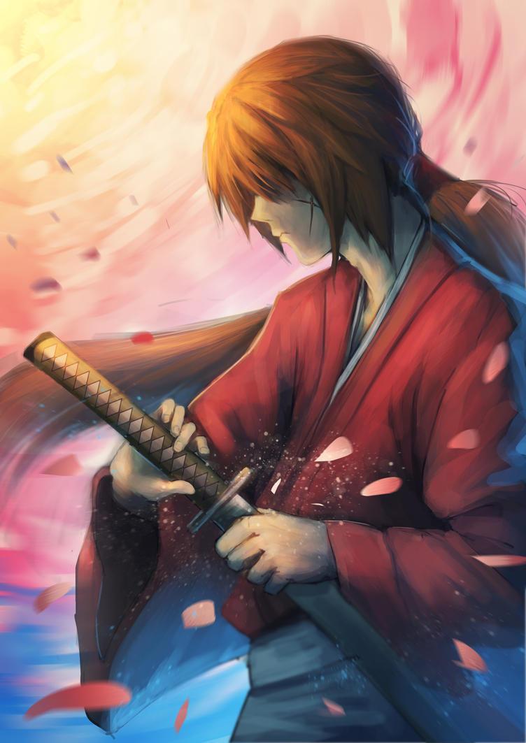 Rurouni Kenshin by Sanilea