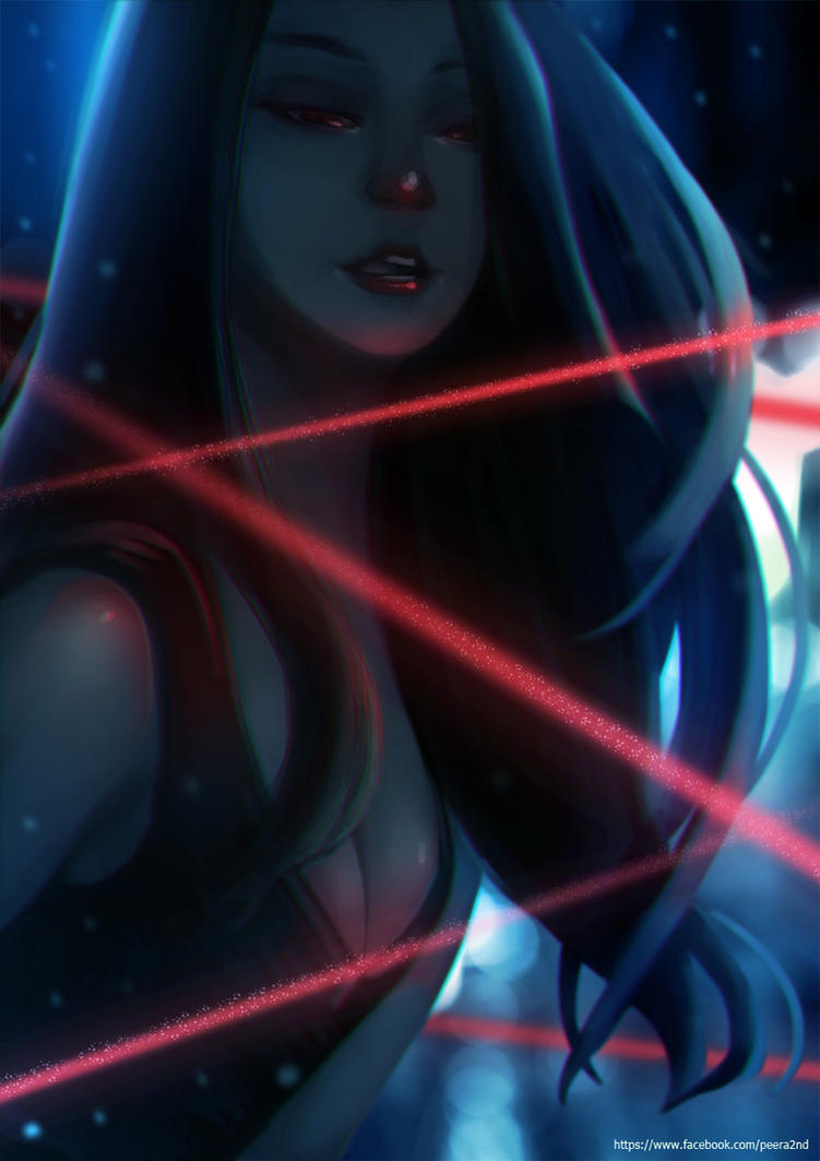 Cat Laser by Sanilea