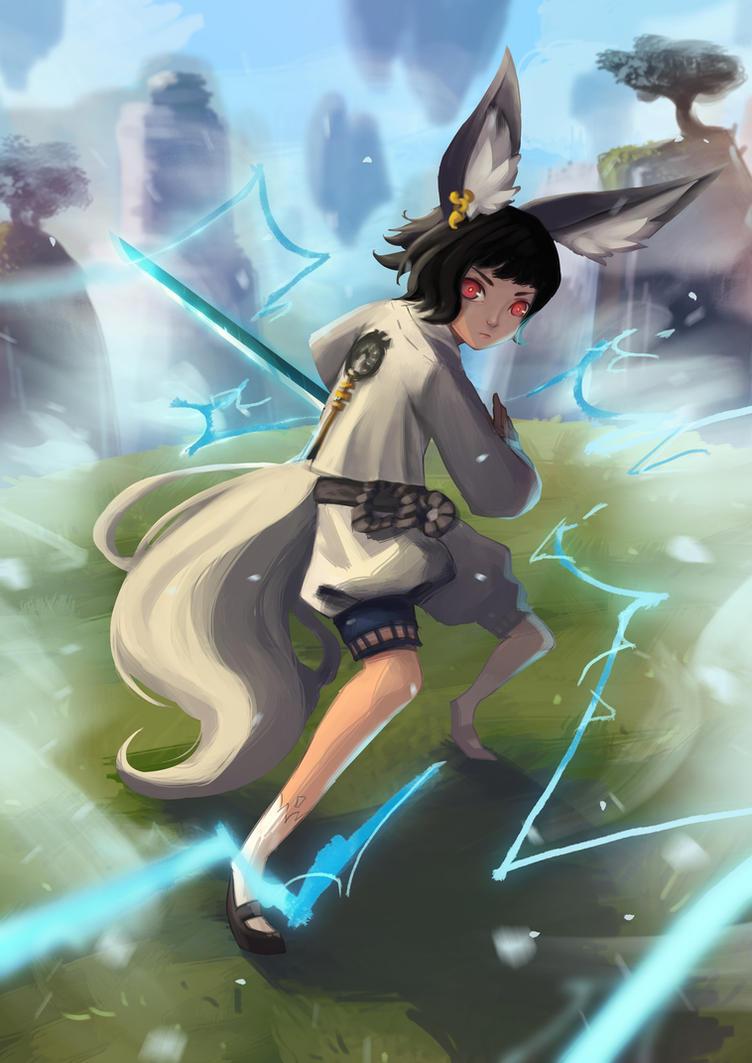 Lyn Blade Master by Sanilea
