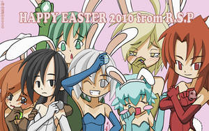 Happy Easter 2010 from RSP by LVUER