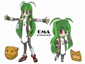 OMA Mascot Contest Entry