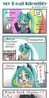 Vocaloid - My Secret Identity by LVUER