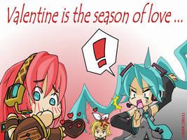 Yurish Vocaloid Valentine - p1 by LVUER